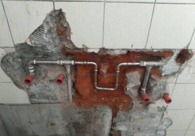 抓漏管路修改-台中市西屯區